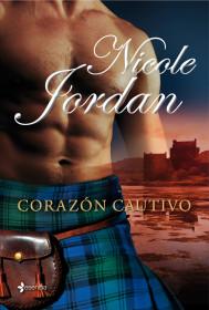 Corazón cautivo (Nicole Jordan) Corazon-cautivo_9788408008316
